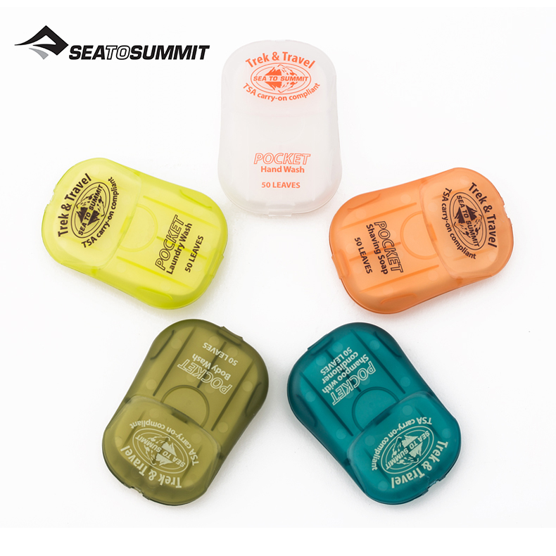 Sea To Summit 戶外口袋皁片出差旅行野外輕量便攜