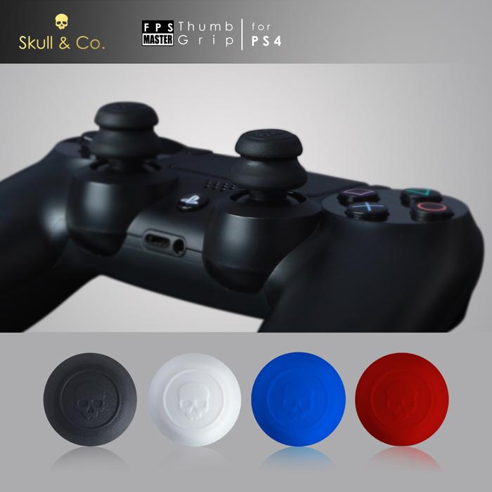 PS4手柄搖桿帽加高 FPS改良版 搖桿保護套【Skull&Co.品牌店】