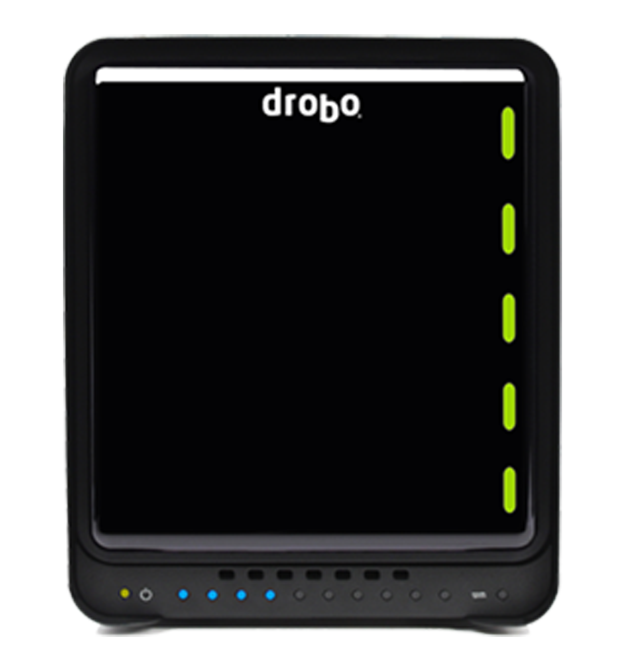 Drobo 5C USB3.0接口 智能BeyondRAID 磁盘阵列 5位盘 内置电池