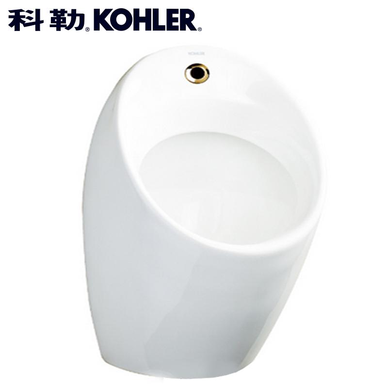 科勒正品男士尿斗小便斗K-16321T-M-0帕蒂欧节水型自动感应小便器