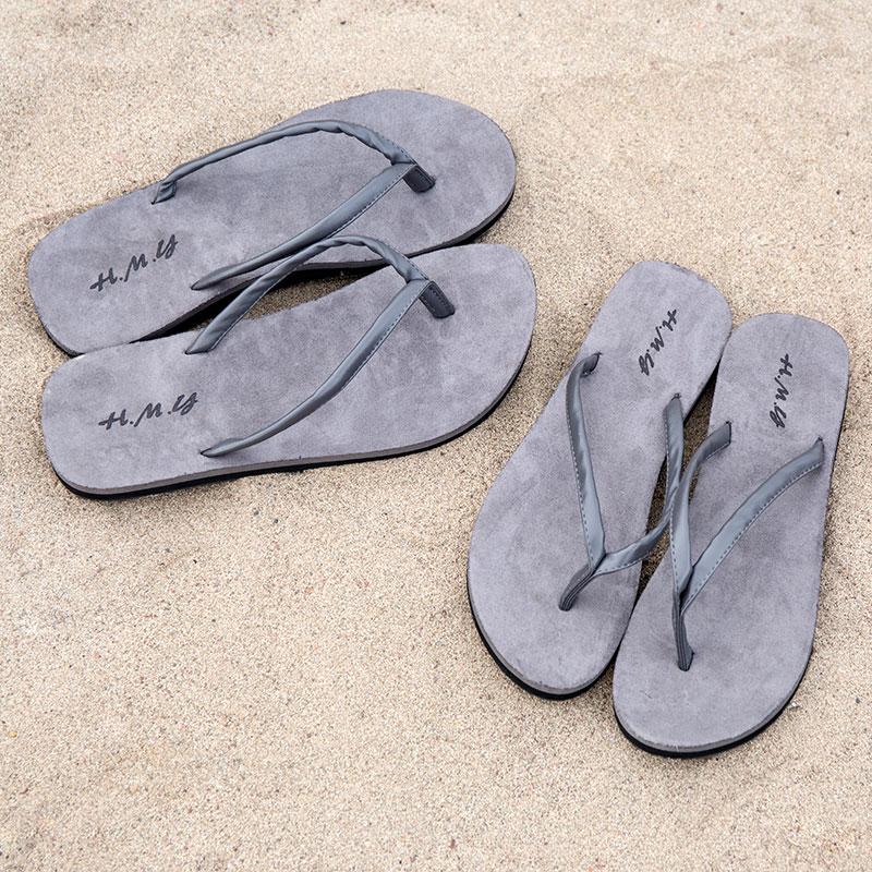新款夏季平跟人字拖男韩版透气凉拖防滑情侣拖鞋时尚休闲沙滩鞋女
