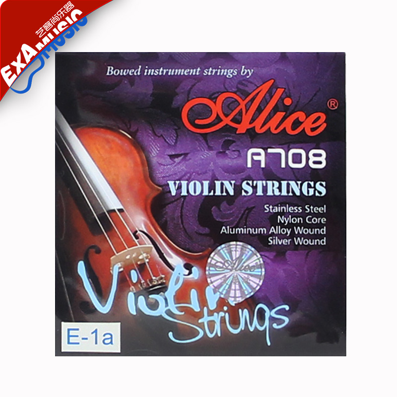 c3e48336f461 Buy Alice bulk nigerian theglto silver wound strings violin string 1 string  2 string 3 string 4 string in Cheap Price on Alibaba.com