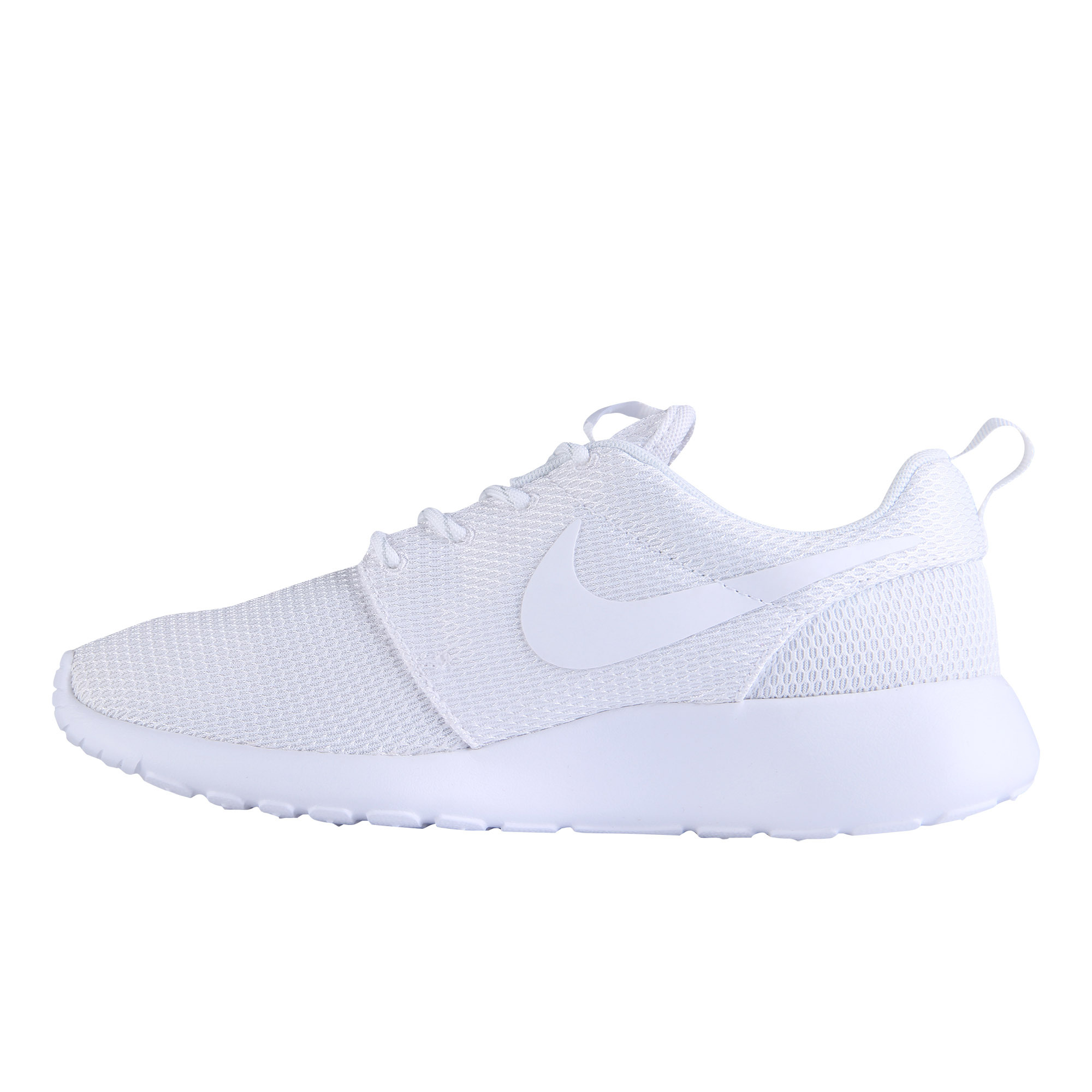 Buy Authentic nike roshe run black and white silver crochet rope men and  women casual running shoes 511882 812655 in Cheap Price on m.alibaba.com