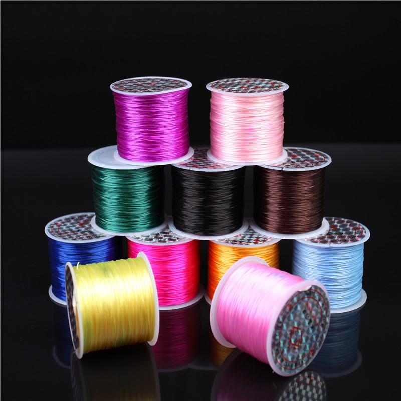 Buy Autumn And Crystal Bracelet Elastic Cord Elastic Cord
