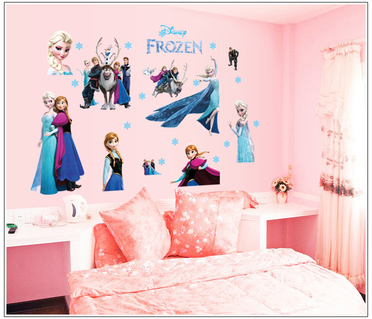 Buy Cartoon Wall Stickers Children39s Room Girl Bedroom Nursery