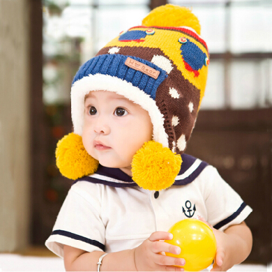 Buy Children hat baby cap infant plush wool beanie baby hat children winter hat  baby hats for men and women in Cheap Price on m.alibaba.com 78d4e70fa1