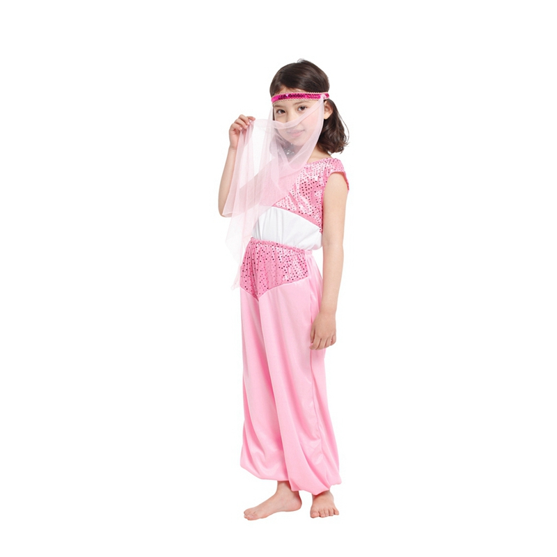 5394147caa94 Buy Children's halloween costume princess costume arab arab cosplay  egyptian belly dance costumes india in Cheap Price on m.alibaba.com