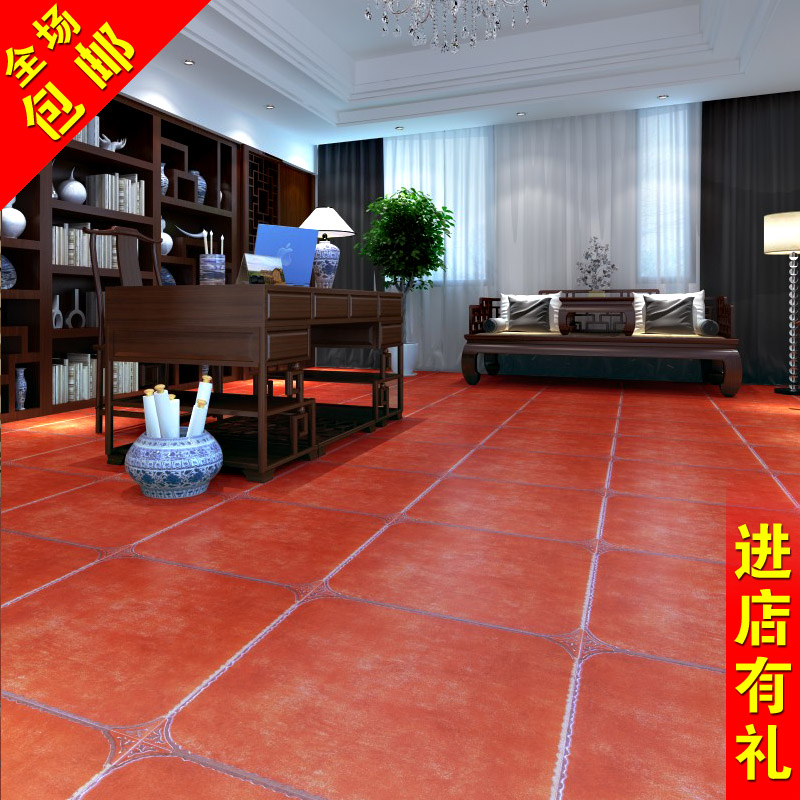 Buy Chinese Red Brick Red Chinese Tile Living Room Floor Tiles