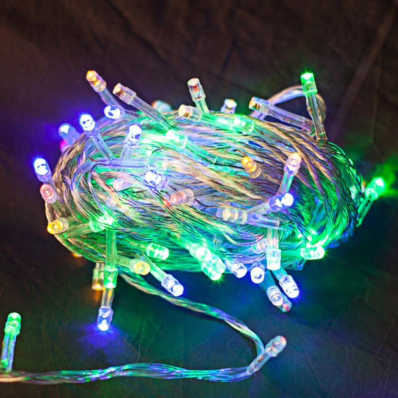 buy christmas decorations 10 m 100 led lights string lights flashing lights new year custom bold wire pendant lights in cheap price on malibabacom - Christmas Decorating Pendant Lights