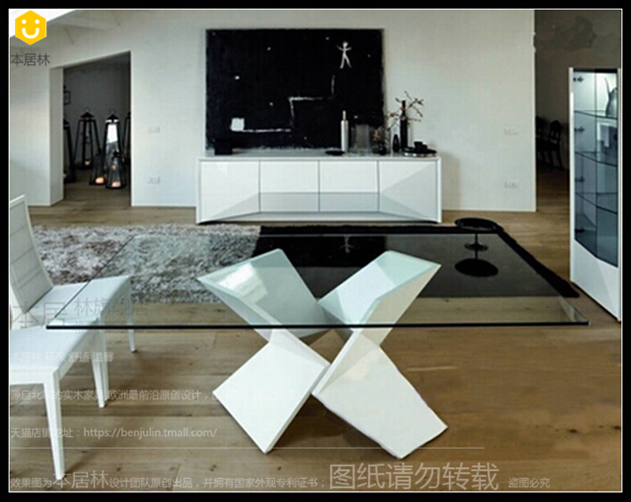 Superior Buy Creative Piano Lacquer Dining Table White Dining Table Dining Table  Minimalist Modern Dining Table Jane Italian Design Customization In Cheap  Price On ...