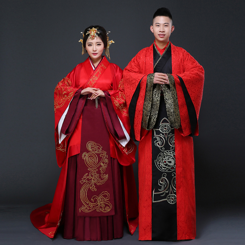 Chinese Wedding Dress.Buy Dear Han And Tang Clothing Scheming Costume Chinese Wedding