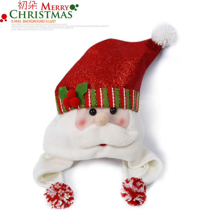 buy early flowers cute cartoon adult children christmas gifts christmas hats santa deer snowman christmas hats hat in cheap price on malibabacom