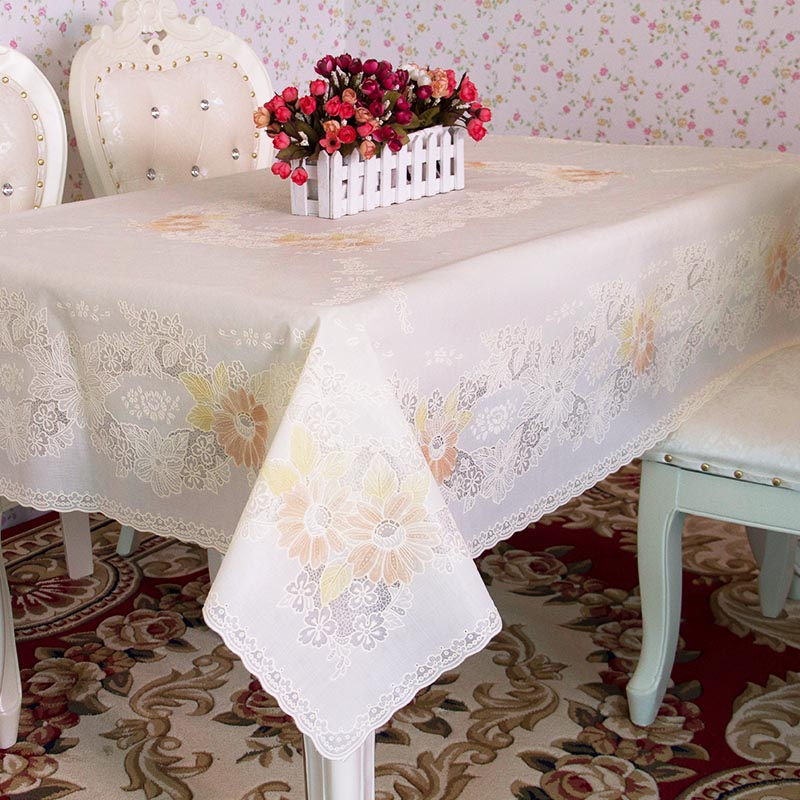 68d0fef1db4 Buy Eno child pvc plastic tablecloths disposable waterproof oil cloth table  cloth tablecloths coffee table mat mat european printing in Cheap Price on  ...