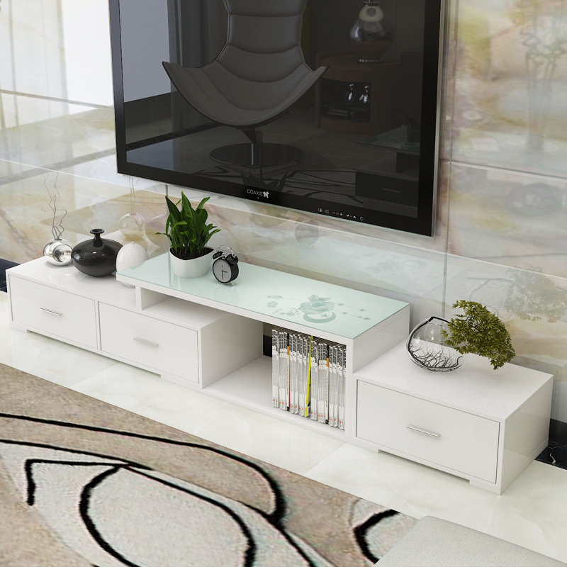 Buy Europa Long Tv Cabinet Modern Minimalist Tv Cabinet Tv Cabinet Living  Room Coffee Table Tv Cabinet Combination Of Simple Cabinet Telescopically  In Cheap ...