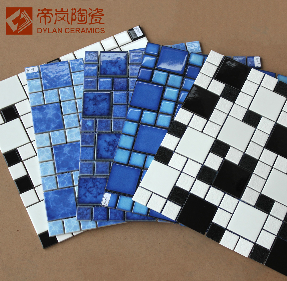 Buy Foshan ceramic tiles swimming pool tiles pool tiles dedicated 48 ...