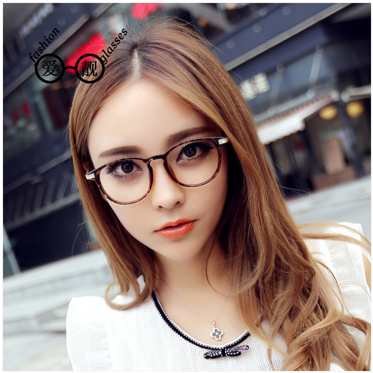 Buy Free Shipping 2016 Models Plain Mirror Vintage Glasses Korean