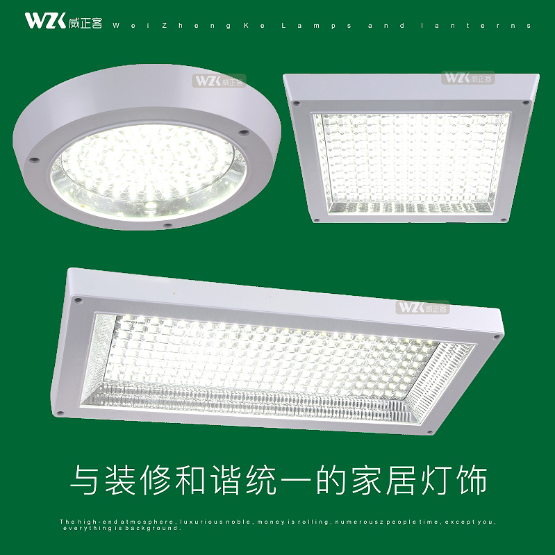 Granville Is Off Circular Surface Mounted Led Kitchen