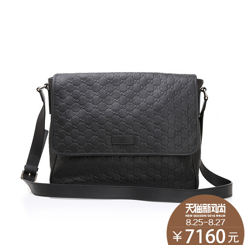 51370afddd8 Buy Gucci gucci gucci gucci man bag men genuine leather messenger bag  leather shoulder bag package cover type in Cheap Price on m.alibaba.com