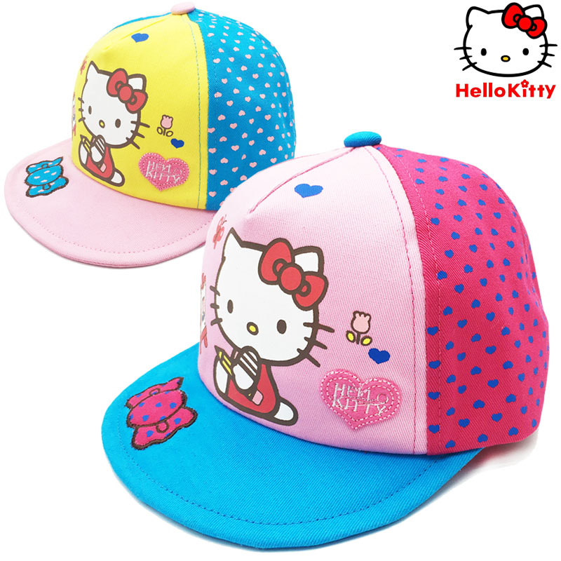 85492b0d7 Buy Hello kitty children kids girls spring and autumn and winter hat ...