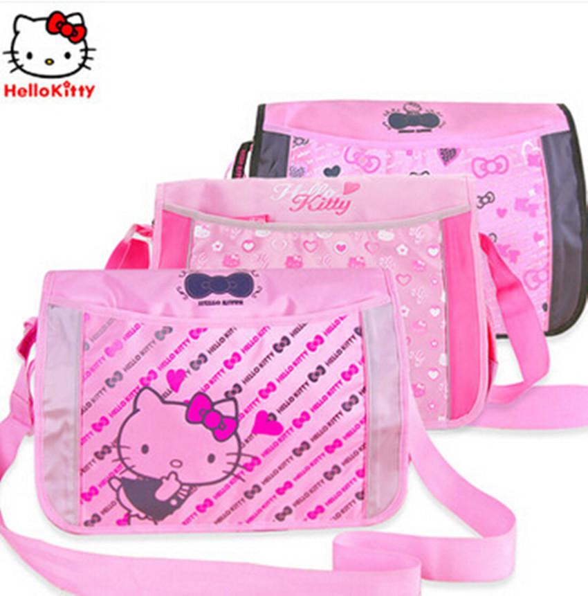 5ef098e9c Buy Hello kitty hello kitty girl students bag messenger bag shoulder bag  leisure bag messenger bag in Cheap Price on m.alibaba.com