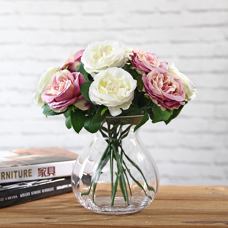 Home Decoration Artificial Flowers Fl Suit Table