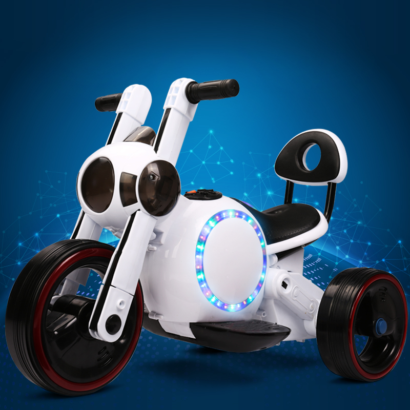 Buy King Of The Children Children Electric Motorcycle Tricycle Ride