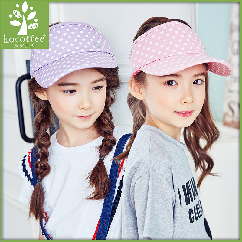 Buy Korean children hat baby girls summer hat empty top hat sun hat child  hat 2-4-8 years old free shipping influx of girls summer hat in Cheap Price  on ... 1489d8805fde