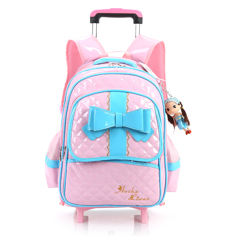 Buy Korean girls 2015 new primary school trolley bags detachable backpack  schoolbag burdens children in Cheap Price on m.alibaba.com 6092b4fe47