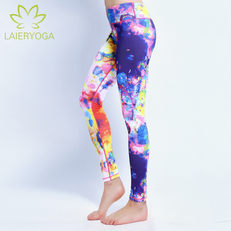 8b6d7a6ad02d0 Buy Laieryoga carlisle yoga pants beautiful colorful pattern leggings tight  pants fitness yoga body suit pants feet pants in Cheap Price on  m.alibaba.com