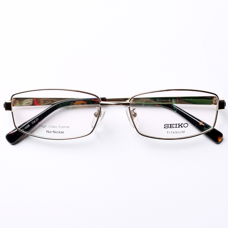 e6ef61b967 Buy Large bright seiko seiko titanium eyeglass frame business light can be  equipped with myopia glasses frame for men in Cheap Price on m.alibaba.com