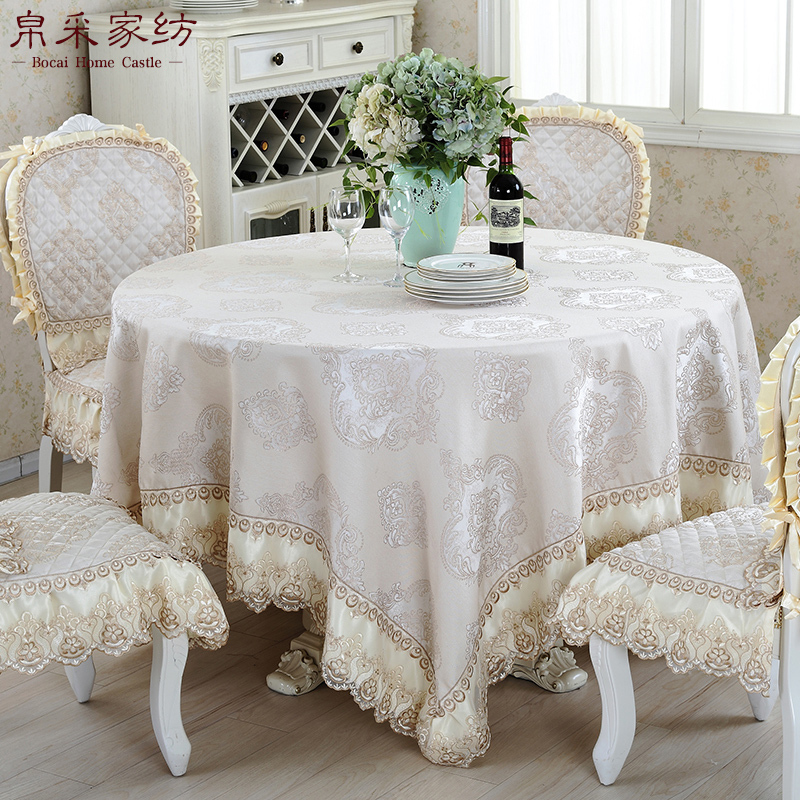 Buy Mining Silk Fabric Of European Table Cloth Upholstery ...