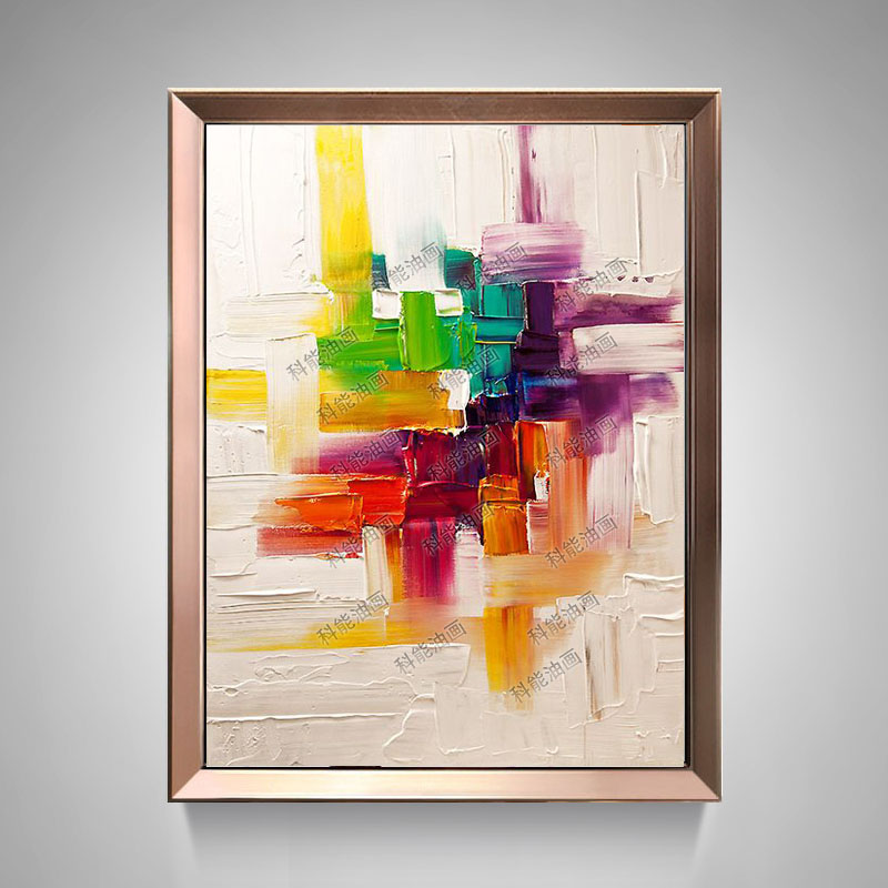 Modern Minimalist Abstract Painting The Living Room Decorative Paintings Entrance Hallway Corridor Wall Framed