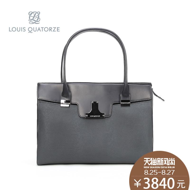 Ms Bags Leather Handbags Upscale Paris France Louis Quatorze Handbag Tote Bag Shoulder In Price On M Alibaba