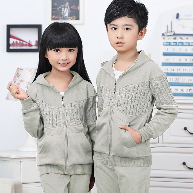 2943fd7e0 Buy New kids girls coat baby boy clothes sweater spring and autumn ...