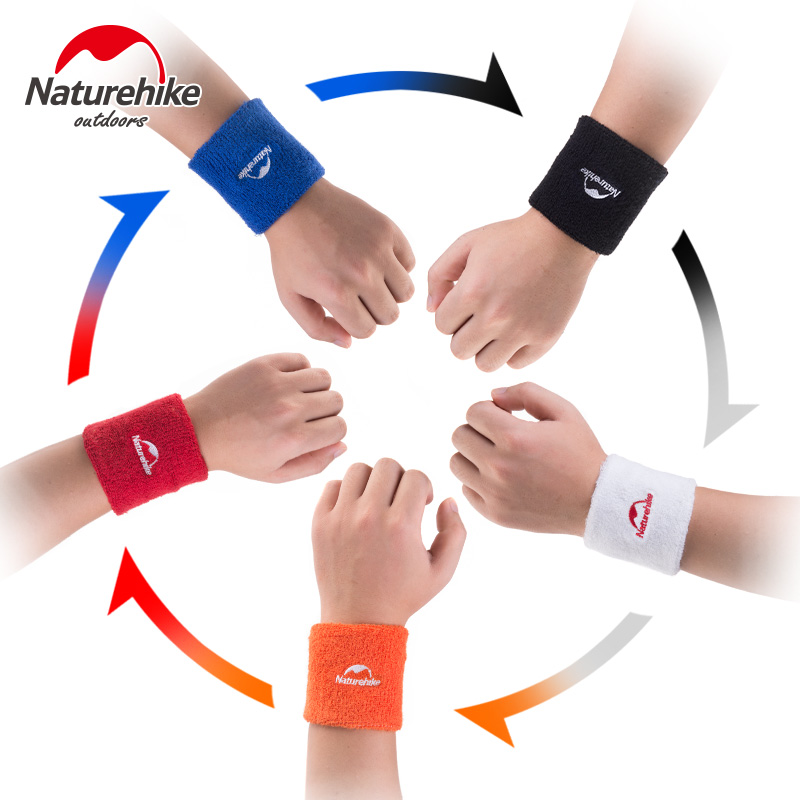 Buy Nh sweat towel cotton men ranked basketball wrist brace feather female  tennis sports fitness wrist band in Cheap Price on Alibaba.com