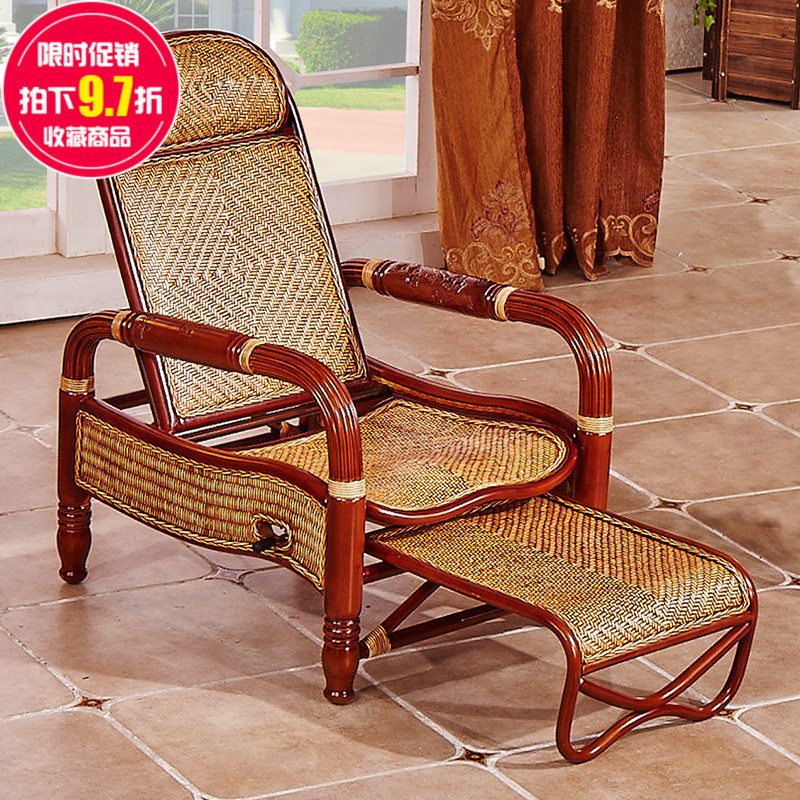 buy cool bamboo chair recliner chairs for the elderly folding chairs