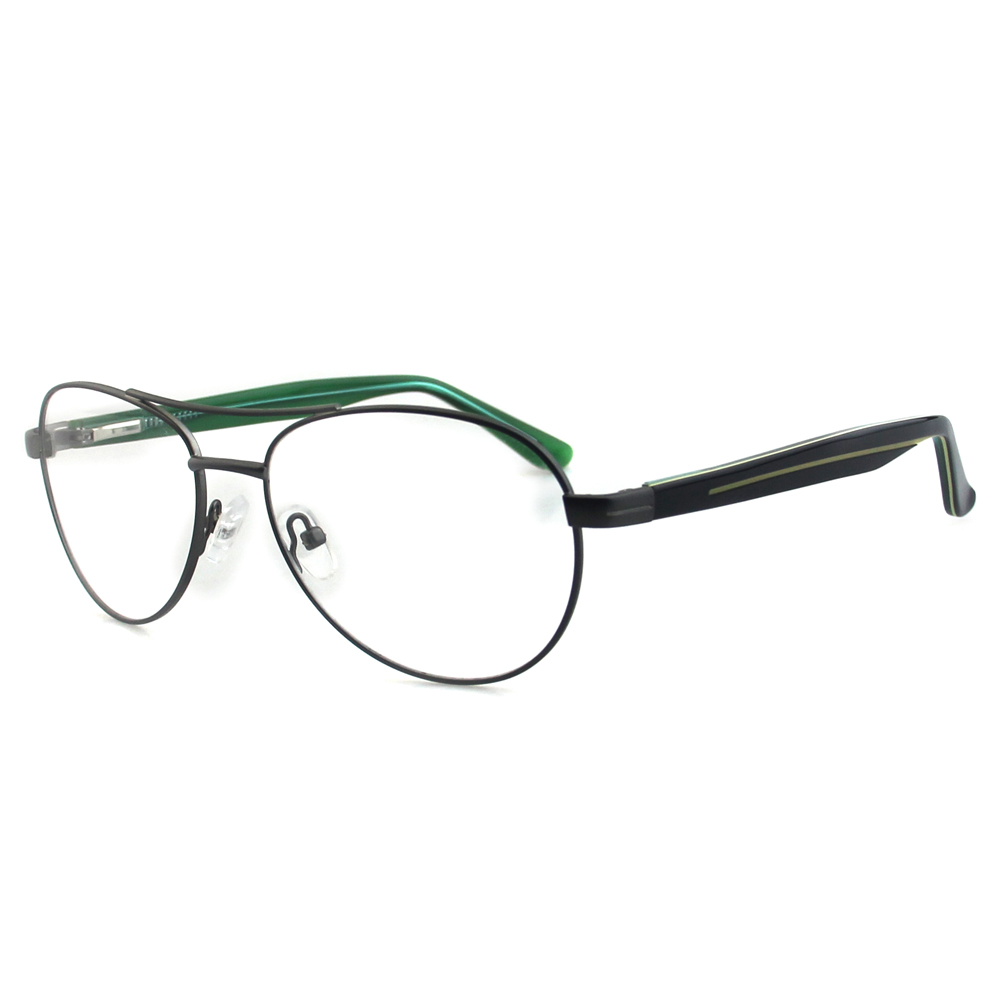Buy Retro big face glasses male lightweight eyeglass frames without ...