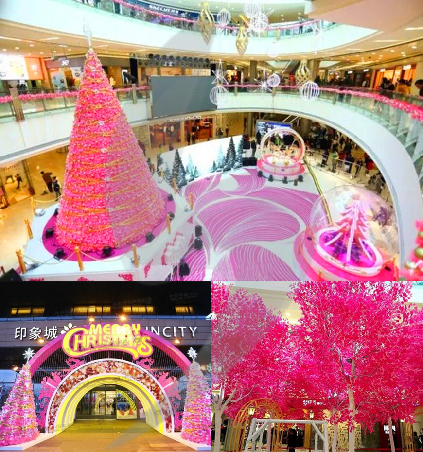 search dutch christmas theme christmas beauty culture chenquan case pink mall christmas decorations christmas carnival - Mall Christmas Decorations
