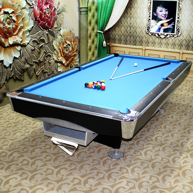Buy Six Generations Of Nine Pool Table Billiard Table Billiard Table - Competition pool table