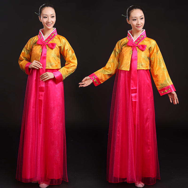 Buy Traditional Hanbok Dae Jang Geum Korean Female Costume Stage Costumes Performance Clothing Christmas In Cheap Price On Malibaba