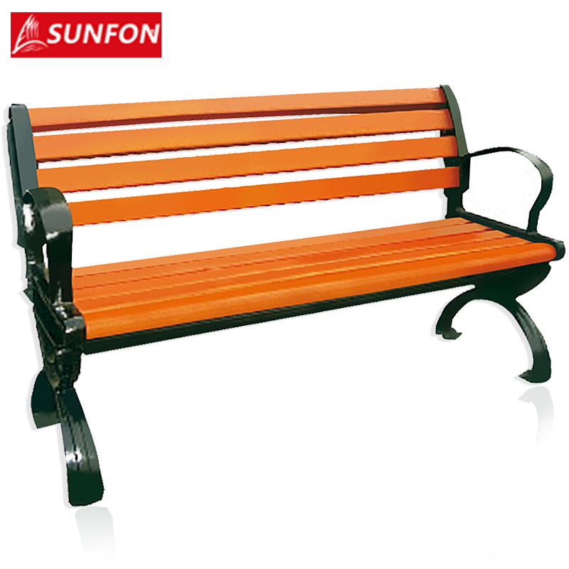 Buy Volcker shipping residential park bench chair wood chairs ...