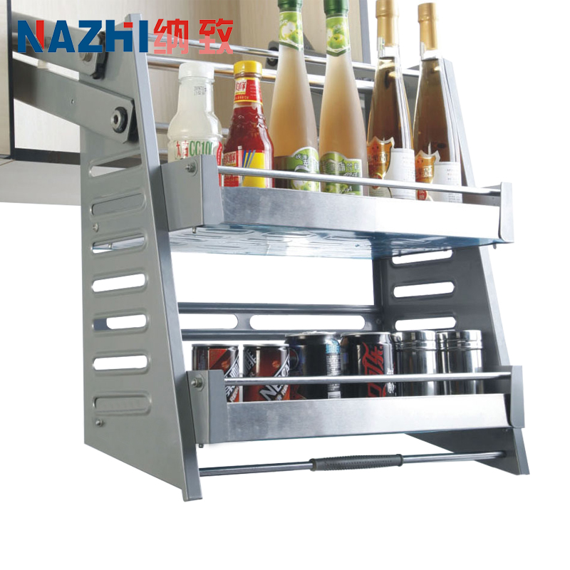 Buy Wall Cabinet Lift Basket Baskets Storage Was Under Lift Cabinets Baskets Stainless Steel Kitchen Cabinets Baskets Baskets In Cheap Price On M Alibaba Com