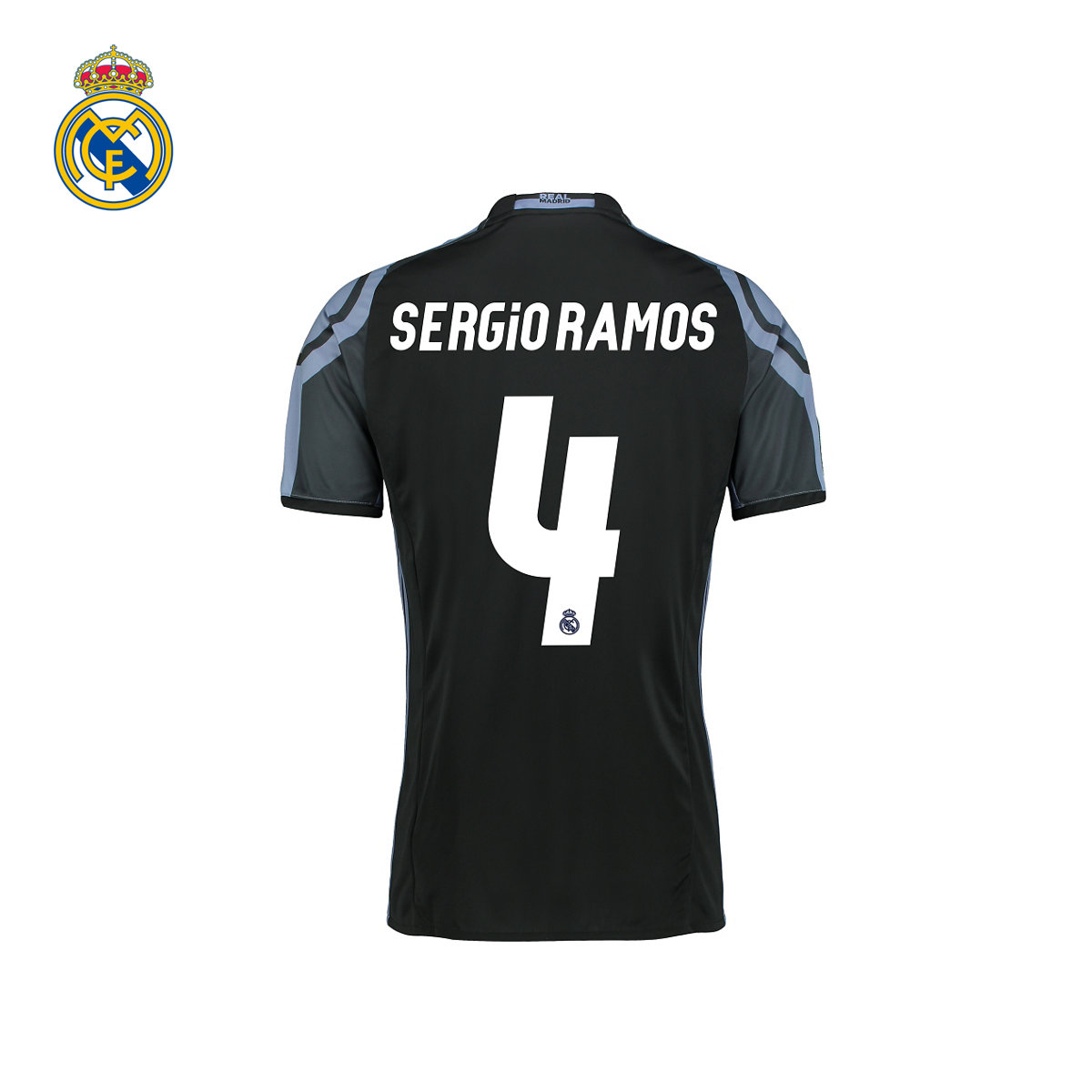 size 40 b001a e737c Buy [Woman] real madrid real madrid ramos ramos jersey short ...