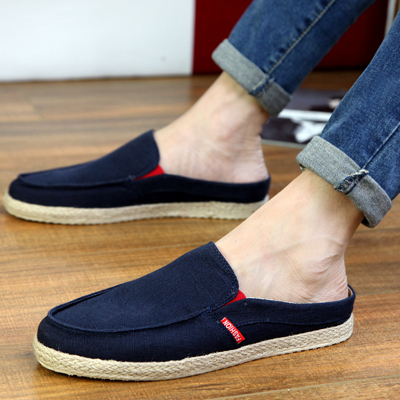 men casual shoes without heel
