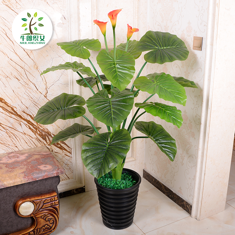 Buy 1 5 M Calla Lily Artificial Flowers Artificial Flowers
