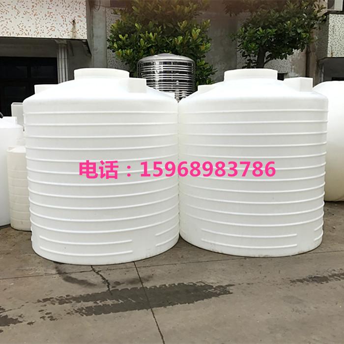 【厂家直供】10方大型塑料储罐 10吨水处理净化设备配套塑料水箱