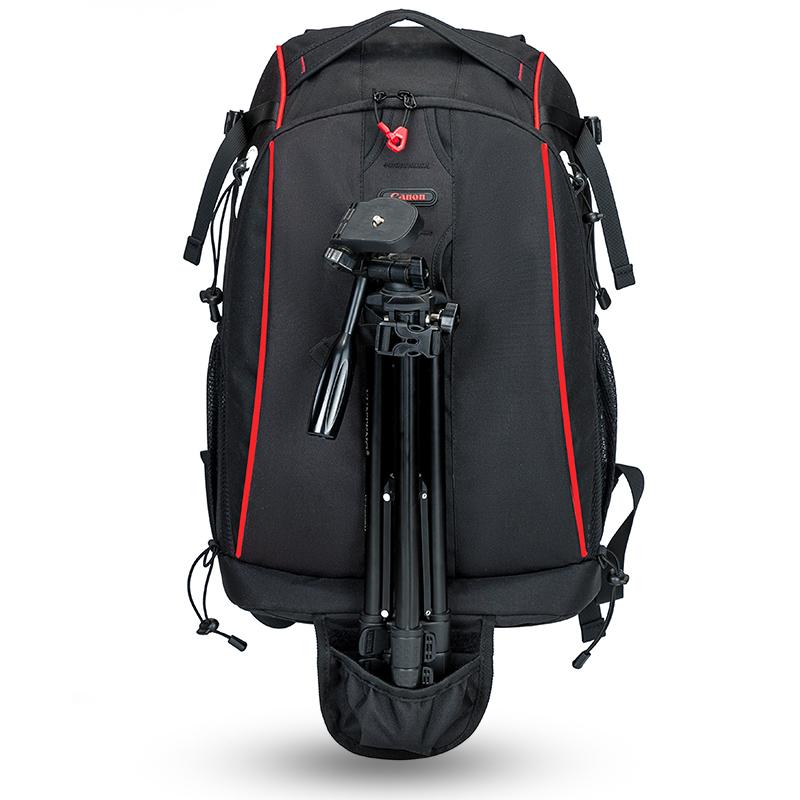 专业佳能尼康单反相机包双肩摄影包大容量防水防盗多功能背包索尼
