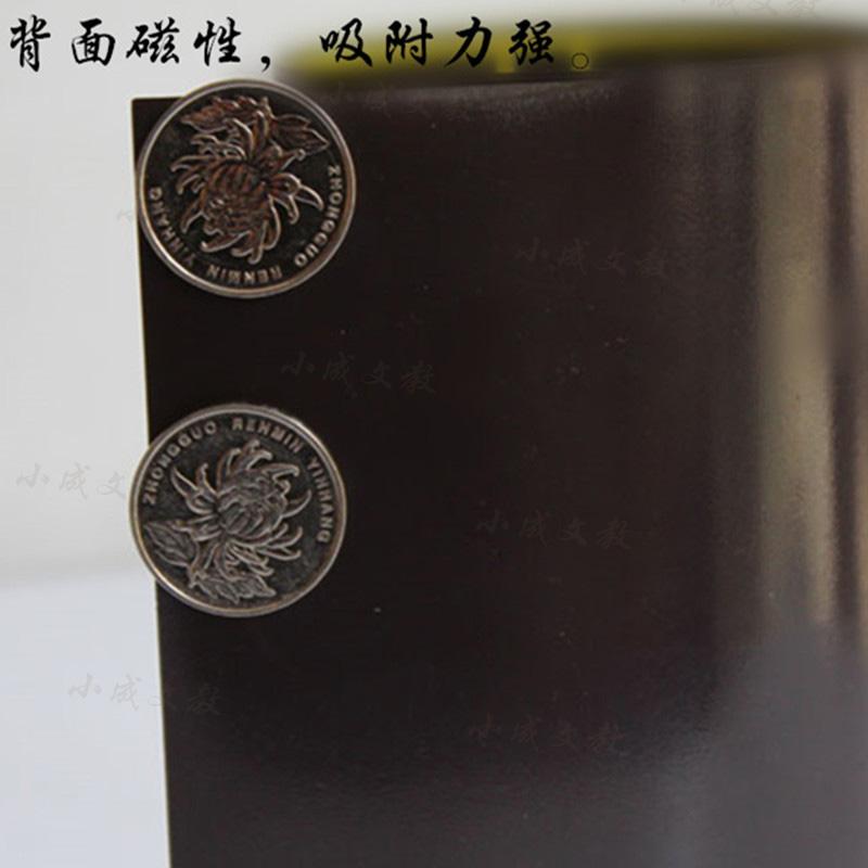 磁性教师书法米字格黑板贴 教学米字格软磁铁儿童写字板 60*80cm