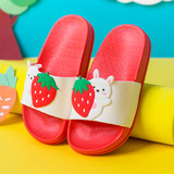 Children's slippers summer boy home interior bathroom slip bath baby girl outer wear summer sandals and slippers male beach