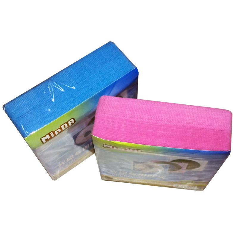 【薄100张PP袋】 光盘双面PP袋CD袋  每包100个光盘套/CD保护套